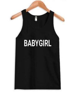 Baby girl tank top AY