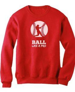Ball Sweatshirt ZNF08