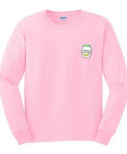 Banana Milk Sweatshirt ay