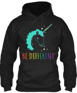 Be Different Hoodie ZNF08