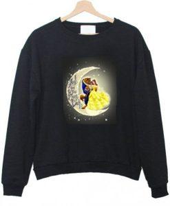 Beauty-and-beast-Sweatshirt ZNF08