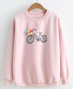 Bicycle Sweatshirt AY