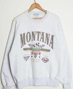 Big Sky Montana Sweatshirt AY