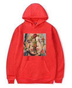 Billie eilish themed hoodie AY