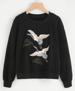 Birds Sweatshirt DAP