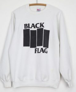 Black Flag Sweatshirt DAP
