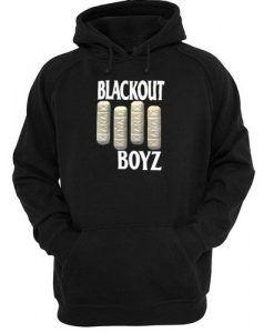 Blackout Boyz hoodie ZNF08