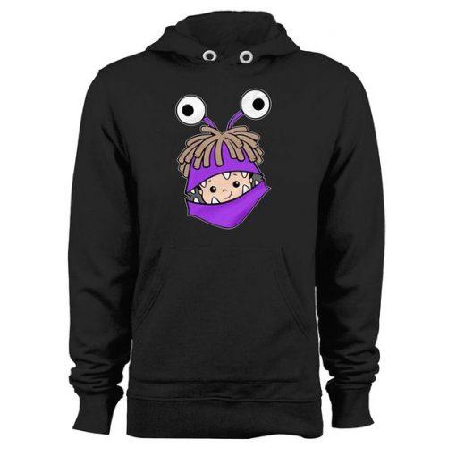 Boo Monsters University Hoodie ZNF08