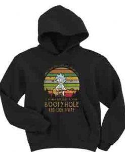 Bootyhole Hoodie ZNF08