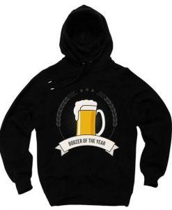 Boozer of the Year hoodie DAP