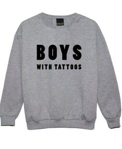 Boys With Tattoos Sweater AY