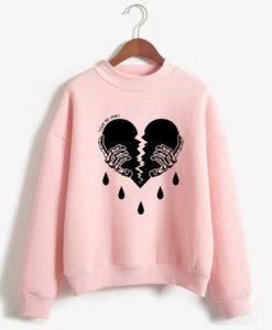 Broken Heart Sweatshirt AY