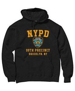 Brooklyn Nine Nine Hoodie DAP