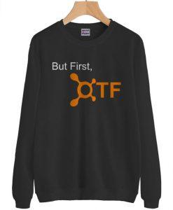 But FirstSweatshirt DAP