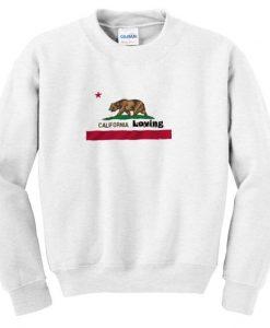 CALIFORNIA Sweatshirt DAP