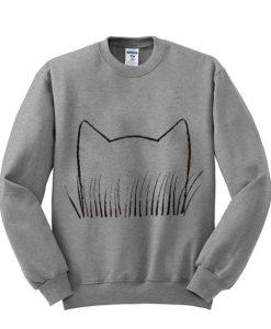 CAT LOVER SWEATSHIRT AY