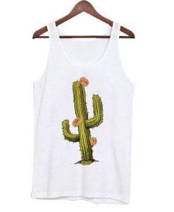 Cactus Tank Top ZNF08