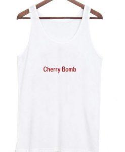 Cherry Bomb Tank Top AY