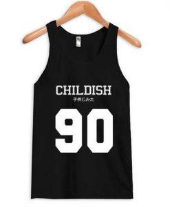 Childish 90 tanktop AYChildish 90 tanktop AY