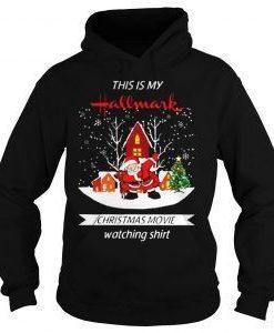 Christmas Movie Hoodie ZNF08