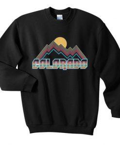 Colorado sweatshirt AY