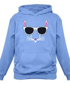 Cool Glasses Rabbit Hdie ZNF08