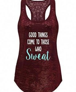 Cool and comfy cute workout tank top AY