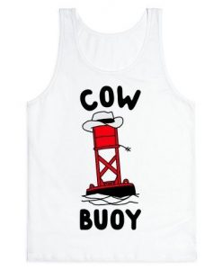 Cow Buoy tank top AY