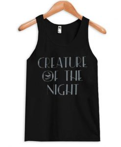 Creature of the night tanktop AY