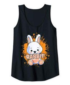 Cute Rabbit Bunny TANK TOP ZNF08