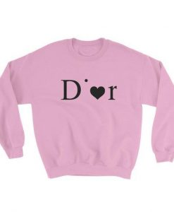 D-dot Love Sweatshirt ay