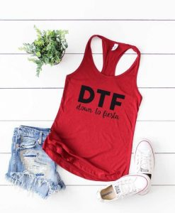 DTF Down To Fiesta Tank Top ZNF08