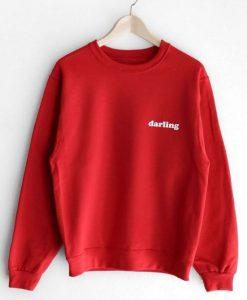 Darling Oversized Sweatshirt AY