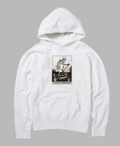 Death Of Emotions Card Hoodie ZNF08