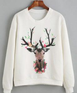 Deer Sweatshirt AY