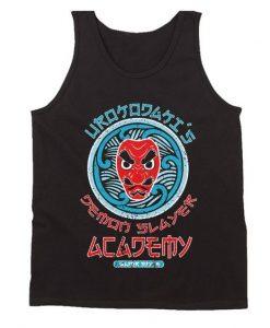 Demon Slayer Academy Urokodaki Academy Men's Tank Top AY