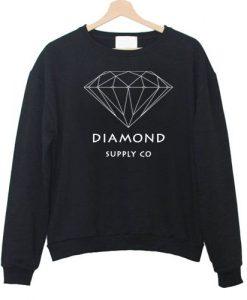 Diamond Supply Co Sweatshirt AY