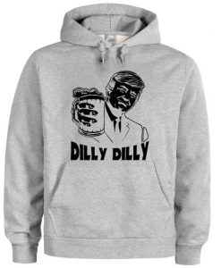 Dilly dilly hoodie ZNF08
