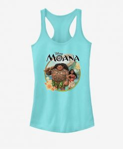 Disney Moana Girls Tank ZNF08