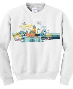 Disneyland resort sweatshirt AY