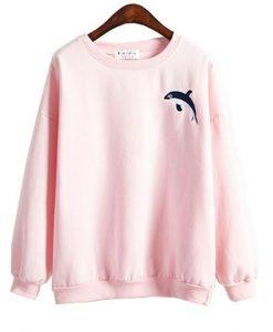 Dolphin Sweatshirt ZNF08