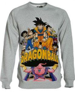 Dragon Ball Z Sweatshirt ay