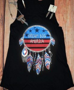 Dream Big America Tank ZNF08