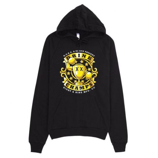 Drink Champs Women Hoodie ZNF08