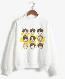 EXO Kids Sweatshirt ZNF08
