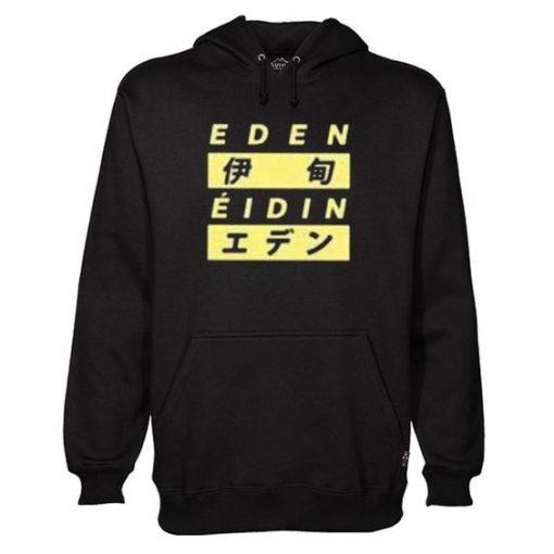 Eden Eidin Hoodie ZNF08