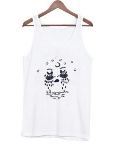 Embroidered-crying-girl-Tanktop AY