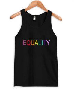 Equality tank top AY