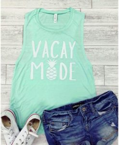 Etsy Vacation mode TANK TOP ZNF08