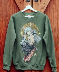 FOREST SPIRIT Sweater ZNF08